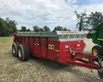 Manure Spreader-Dry/Pull Type For Sale: 2015 H&S 430