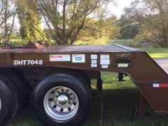 Utility Trailer For Sale:  2000 Trail-Eze DHT7048
