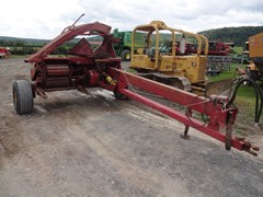 Forage Harvester-Pull Type For Sale New Holland 892
