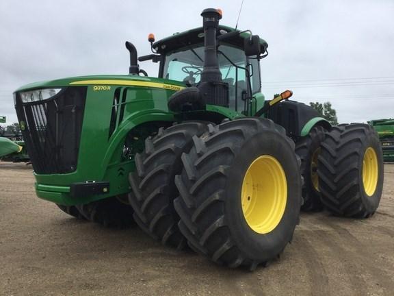 2017 John Deere 9370R Tractor For Sale