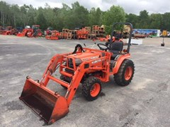 Tractor For Sale:  1999 Kubota B2400HSD
