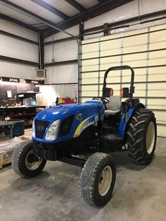 Tractor - Compact For Sale:  2011 New Holland T4020