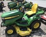 Riding Mower For Sale: 2011 John Deere X540, 26 HP