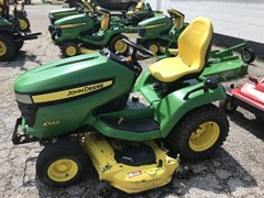 Riding Mower For Sale 2011 John Deere X540 , 26 HP