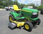 Riding Mower For Sale: 2011 John Deere X720, 27 HP