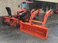 Tractor For Sale:  2012 Kubota L3240HSTC