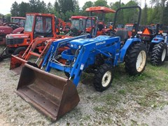 Tractor For Sale:  2003 New Holland TC30