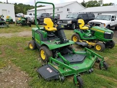 Riding Mower For Sale 2006 John Deere 1420