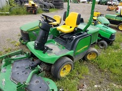 Riding Mower For Sale 2005 John Deere 1420
