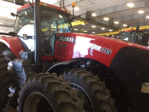 Tractor For Sale:  2014 Case IH 315 , 315 HP