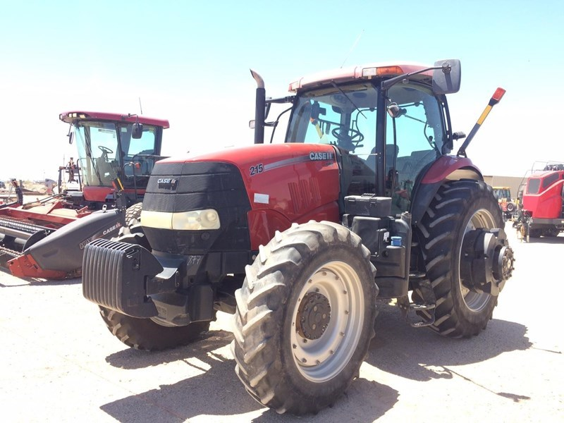 2013 Case IH PUMA 215 Tractor For Sale