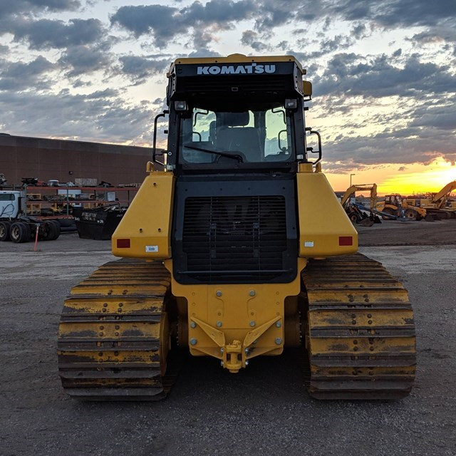 2018 Komatsu D61PXI-24 Crawler Tractor For Sale