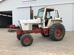 Tractor For Sale 1974 Case 1070 , 85 HP