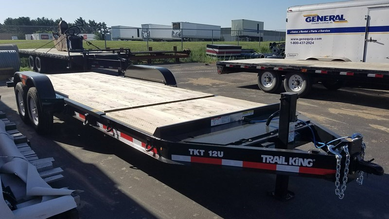 2018 Trail King TKT12U Trailer - Equipment For Sale