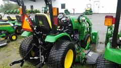 Tractor For Sale:  2016 John Deere 2025R