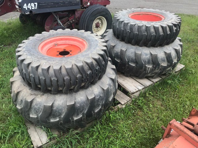 Kubota  Wheels and Tires For Sale