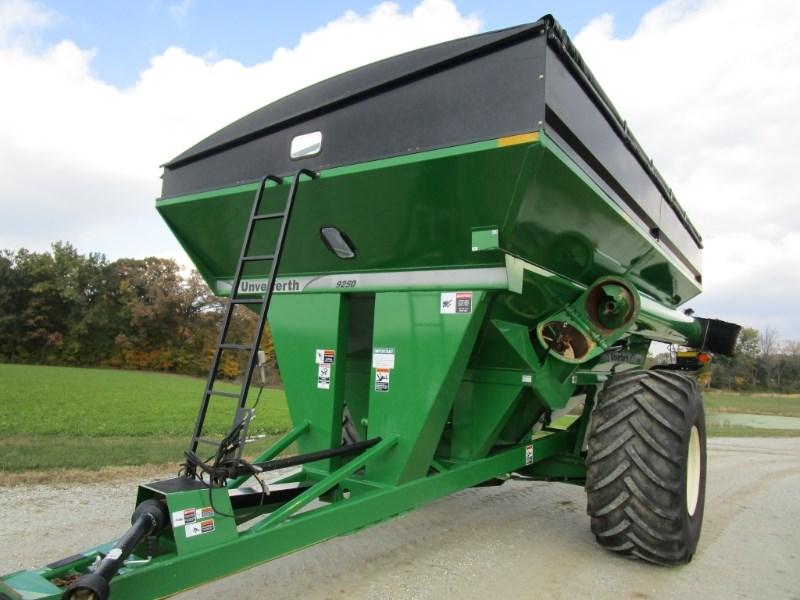 2014 Unverferth 9250 Grain Cart For Sale