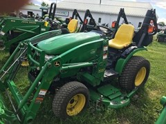 Tractor For Sale 2011 John Deere 2320 , 24 HP