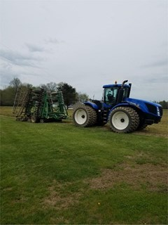 Tractor For Sale 2013 New Holland T9.450 , 405 HP