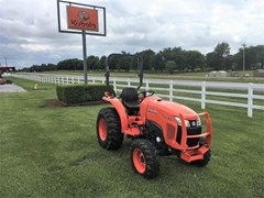 Tractor For Sale 2015 Kubota L3301DT , 33 HP
