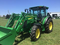 Tractor For Sale 2017 John Deere 5090M , 90 HP