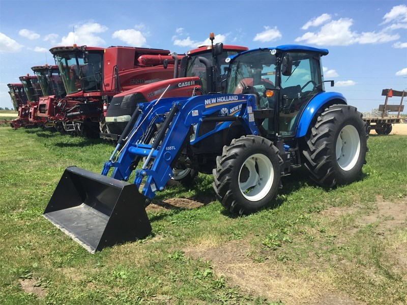 New Holland T4.120 Tractor For Sale