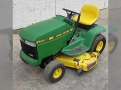 Riding Mower For Sale 1993 John Deere LX188