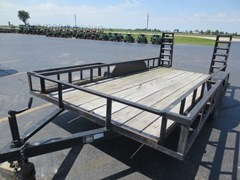 Utility Trailer For Sale 2000 Ja-Mar Mfg 6X14