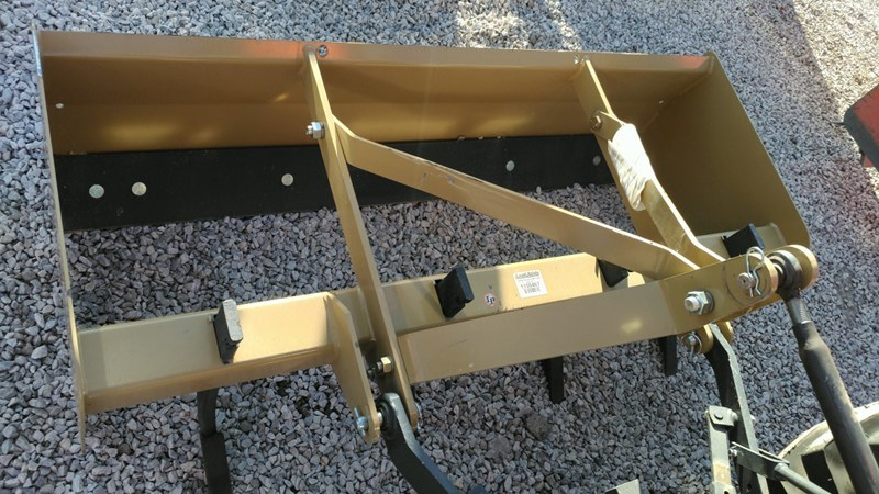 Land Pride BB1260 Scraper-Pull Type