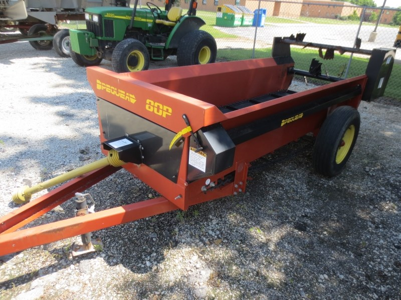 Pequea 80P Manure Spreader-Dry For Sale