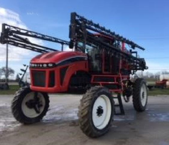 2014 Apache AS1220 Sprayer-Self Propelled For Sale