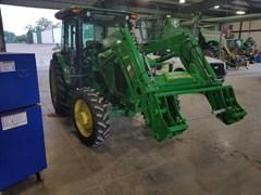 Tractor For Sale:  2017 John Deere 5075E , 75 HP