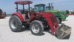 Tractor For Sale 2013 Case IH FARMALL 85C , 84 HP