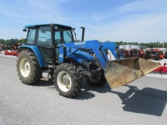 Tractor For Sale 1998 New Holland 7635 , 95 HP