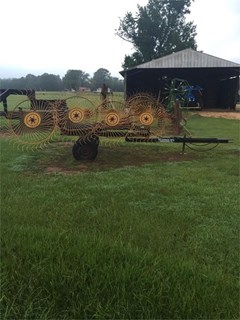 Tedder For Sale Kelderman 8 WHEEL