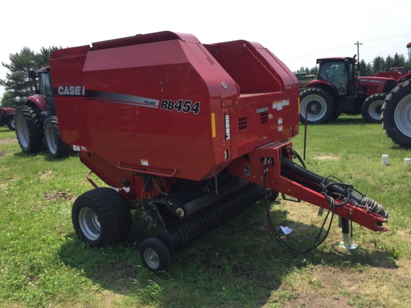 2013 Case IH RB454 Baler-Round For Sale