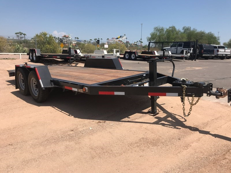 Fleming TT416-5 Equipment Trailer