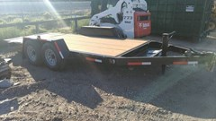 Equipment Trailer  Fleming TT416-5