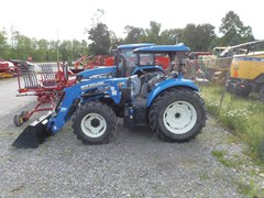 Tractor For Sale 2015 New Holland T4.100 , 95 HP