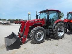 Tractor For Sale 2012 Case IH Maxxum 110 , 95 HP