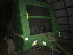Baler-Round For Sale:  1997 John Deere 566