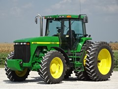 Tractor For Sale 1996 John Deere 8300