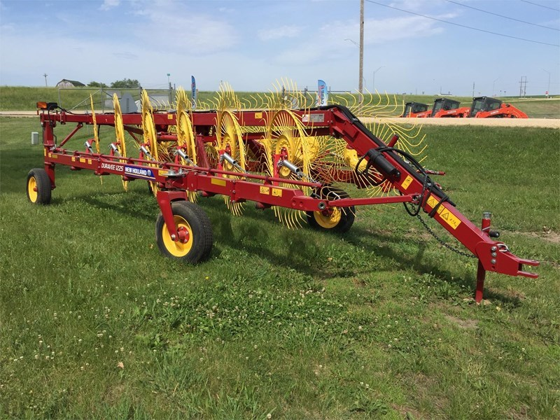 2016 New Holland DURAVEE 1225 Tedder For Sale