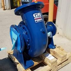 Pump For Sale:  2018 Gorman-Rupp 612L20-B/S2