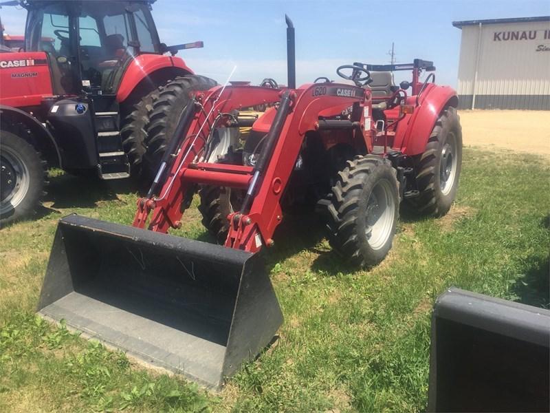 Case IH FARMALL 75C Tractor For Sale