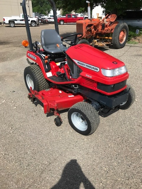 2007 Massey Ferguson GC2300 Tractor - Compact For Sale