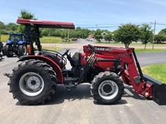 Tractor For Sale 2008 Case IH Farmall 75C , 75 HP