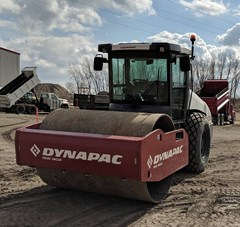 Compactor For Sale:  2018 Dynapac CA2500D