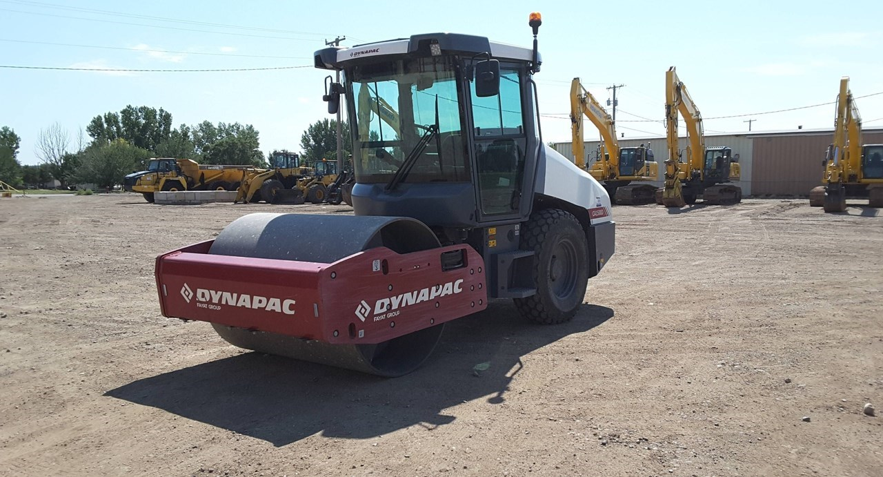 2018 Dynapac CA1500D Compactor For Sale