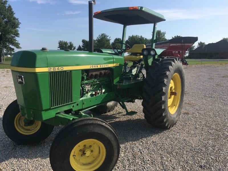 1978 John Deere 2840 Tractor For Sale